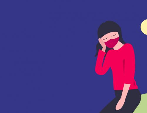 Doentes queixam-se de crises de enxaqueca e cefaleias devido à necessidade de utilização de máscara durante muitas horas